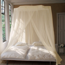 Mosquito net adult bed majestic