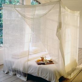 Moustiquaire de lit rectangulaire