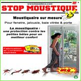 Protect House vente de moustiquaire de fenêtre sur mesure
